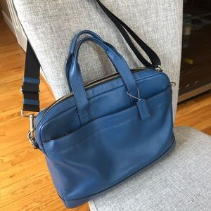 Like new Coach laptop or tablet bag.